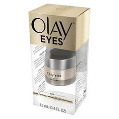 Olay Eyes Ultimate Eye Cream 0.4 oz : Target - ranked by Cupcakes & Cashmere as a noticeable eye cream. $25
