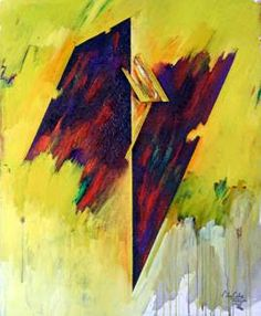 Exponen obras de Pérez Celis en la Alianza Francesa Western Art, Abstract Art, Objects, Painting, Deco, Art Museum, Artists, Painting Abstract, French Tips