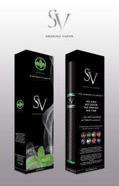 SV1 Premium Menthol single cig 365 puffs.  #vape #smokingvapor #ecigs