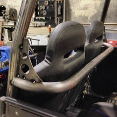 Roll cage gusset made with a CNC BurnTables Plasma Table