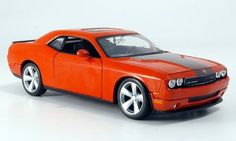 Dodge Challenger SRT8 2008 1:24 Maisto 31280