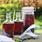 How to Make a Tasty Sloe Gin Recipe. Where to get sloes and what gin to use. I first discovered sloe gin a few Christmases ago when my sister made me some. Kilner Drinks Dispenser, Gin Making Kit, Wine Making, Sloe Berries, Rhubarb Gin, Gin Recipes, Plum Recipes, Kilner Jars, Gin Gifts