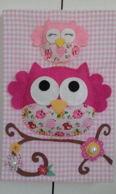 Quadrinho coruja, owl,  baby, pretty
