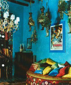 from the home of designer Stefano Gabbana