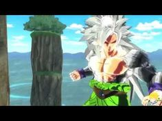 Dragon Ball Xenoverse 2 Super Saiyan 5 Goku Transformation