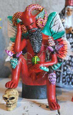 Red Devil Oaxaca Mexico | Flickr - Photo Sharing!