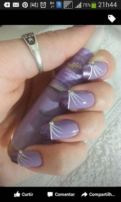 Here are the best nail polish you can use right now, they are very cheap to buy and gives the finger gorgeous look than ever. no matter what type of finger nails you have there is a polish that fits that nail and you will find it her. Nail Art Designs 2016, Simple Nail Art Designs, Trendy Nail Art, Easy Nail Art, Fancy Nails, Cute Nails, Hair And Nails, My Nails, Nail Polish