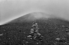 """In the nature of things:  Art about mobility, lightness and freedom.  Simple creative acts of walking and marking  about place, locality, time, distance and measurement.  Works using raw materials and my human scale  in the reality of landscapes."" ~ Richard Long"