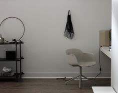 Scandinavian Minimalism Bedroom. Makeover by A Merry Mishap // AMMblog for Quick•Step Style Blog.