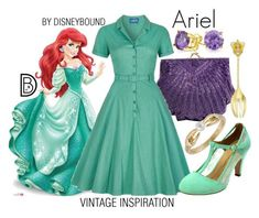 DisneyBound is meant to be inspiration for you to pull together your own outfits which work for your body and wallet whether from your closet or local mall. As to Disney artwork/properties: ©Disney Princess Inspired Outfits, Disney Princess Outfits, Cute Disney Outfits, Disney Themed Outfits, Disneyland Outfits, Character Inspired Outfits, Disney Inspired Fashion, Disney Bound Outfits, Disney Fashion