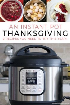 An Instant Pot Thank