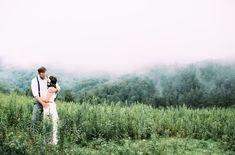 shannon + john | Ava Dress from BHLDN | via: green wedding shoes | #BHLDNbride