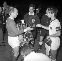 Bobby, European Cup Semi-final, 1969.