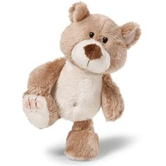 nici light brown bear
