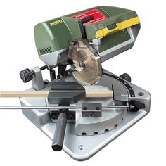 Proxxon Mini Chop Miter Saw for Hobby Use