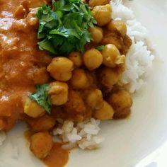 Chana masala (Chickpea curry) @ http://allrecipes.co.uk
