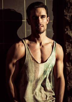Boss model Alex Cannon
