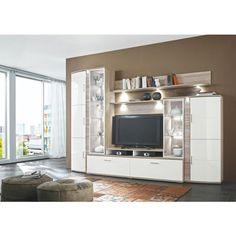 Wohnwand Von XORA Eleganz Fr Ihr Wohnzimmer