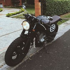 This type of %%KEYWORD%% is the most inspirational and outstanding idea Cb 750 Cafe Racer, Suzuki Cafe Racer, Custom Cafe Racer, Cafe Racer Build, Cafe Racer Bikes, Gs500 Cafe Racer, Riders On The Storm, Cafe Racing, Scrambler Motorcycle