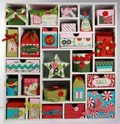 darling/amazing/cutest ever advent calendar by amy totty