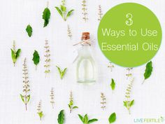 25 Best Fertility Friendly Products And Essential Oils Images
