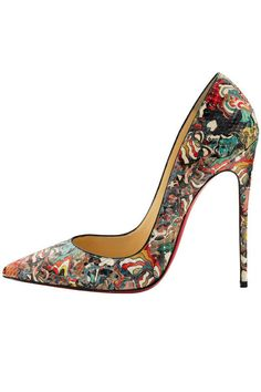 Christian louboutin tumblr spring 2016 Fashion high heels fashion girls shoes