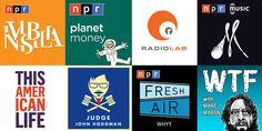 Digitaalinen podcast on nerokas tapa kertoa intohimoisia tarinoita.