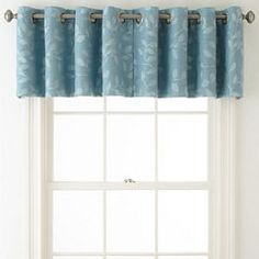 Valance QUINN LEAF by JCPenney Home