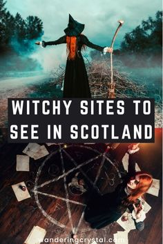 Witches in Scotland - The history of Witches in Scotland during the Great Scottish Witch Hunt. Visit sites to see in Scotland where witches were executed and memorial sites, Witchcraft sites are located all over Scotland. Step back in time and experience what life was like during the Great Scottish Witch Hunt. #witchcraft #scotland #history #orkney #edinburgh #northberwick, wanderingcrystal, #scottish #scotlandtravel #witch #witchcraft #schottland #escocia Italy Travel, Travel Usa, Scotland Travel, Scotland Trip, Visiting Scotland, Scotland Vacation, Witchcraft History, Scotland History, Spooky Places