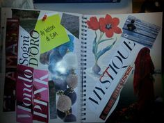 Page of diary....