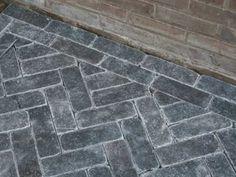 Granite Paving, Brick Paving, Brick Flooring, Outdoor Pavers, Outdoor Flooring, Wall Climbing Plants, Brick Porch, Driveway Design, Garden Paving