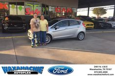 https://flic.kr/p/MHrUgJ | #HappyBirthday to Rachel from Casey Gonzales at Waxahachie Ford! | deliverymaxx.com/DealerReviews.aspx?DealerCode=E749
