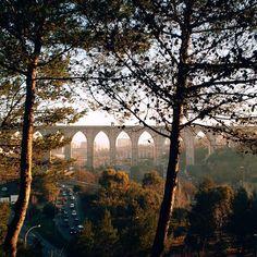 Aqueduto das Águas Livres em Lisboa | Portugal