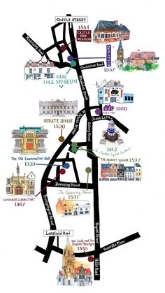 Cambridge map -Walking with Women_TourGuide-4 copy Hennie Haworth