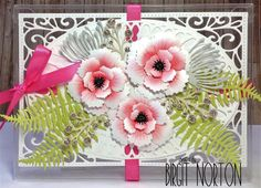 Good morning friends~ I'm up at the Dies R Us Inspiration Blog today and I've got a gift box that's just perfect for holding a set of co...