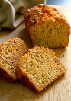 Mielie bread with sun dried tomatoes (with video) – Cupcakes and Couscous
