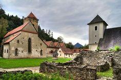 Červený kláštor,Slovakia