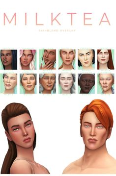 Milktea Skinblend [#ts4_adult_body] Sims 4 Mm Cc, Sims Four, My Sims, Sims 4 Teen, Sims 4 Toddler, Sims 4 Body Mods, The Sims 4 Skin, Sims 4 Collections, Sims 4 Characters