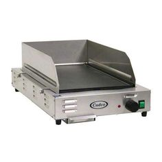 $318 - Cadco - CG-5FB - Electric Space Saver Countertop Griddle | eTundra