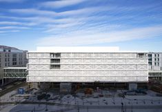 Knowledge Center at St Olavs Hospital / Ratio Arkitekter AS and Nordic Office of Architecture