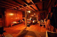 Peavy Cabin, Wallowa-Whitman National Forest, Oregon.