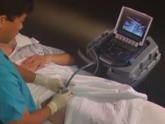 ultrasound-guided femoral nerve block - youtube   ultrasound, Muscles
