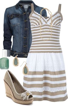 """Untitled #334"" by ohsnapitsalycia on Polyvore....needs different shoes"