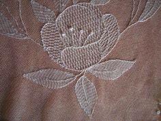 Sugar Veil, Bobbin Lace Patterns, Brazilian Embroidery, Needle Lace, Antique Lace, Filet Crochet, Blackwork, Antiques, Crafts