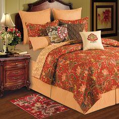 Kingston Jacobean Floral Black Quilt Bedding | Bedding | Pinterest ... : black floral quilt - Adamdwight.com