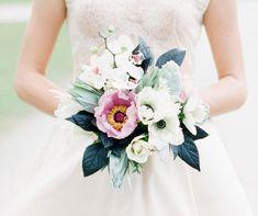 Nice bouquet colours