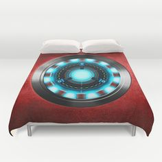 Iron Man Iron Man Duvet Cover