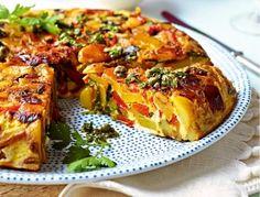 Tasty Tapas-Tortillas