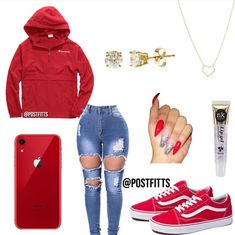 Which outfit would you wear? Swag Outfits For Girls, Cute Swag Outfits, Teenage Girl Outfits, Cute Comfy Outfits, Cute Outfits For School, Pretty Outfits, Stylish Outfits, Baddie Outfits Casual, Boujee Outfits