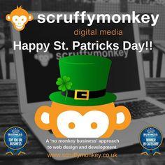 Happy #stpatricksday to all our #ireland friends! #web #website #bolton #webdesign #webdevelopment  #lancashire #business